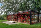 philip johnson glass house,