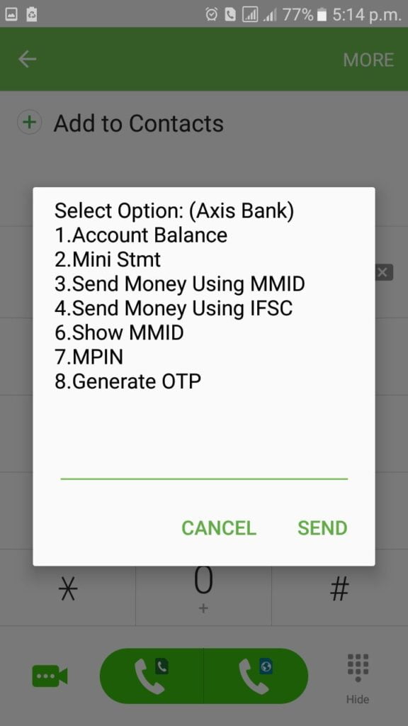 online money transfer without internet banking,