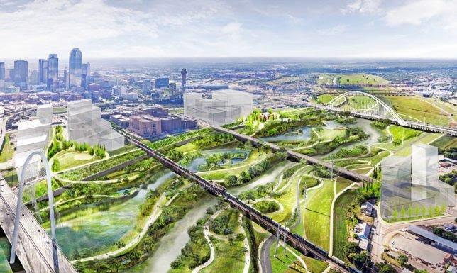 riverfront development,