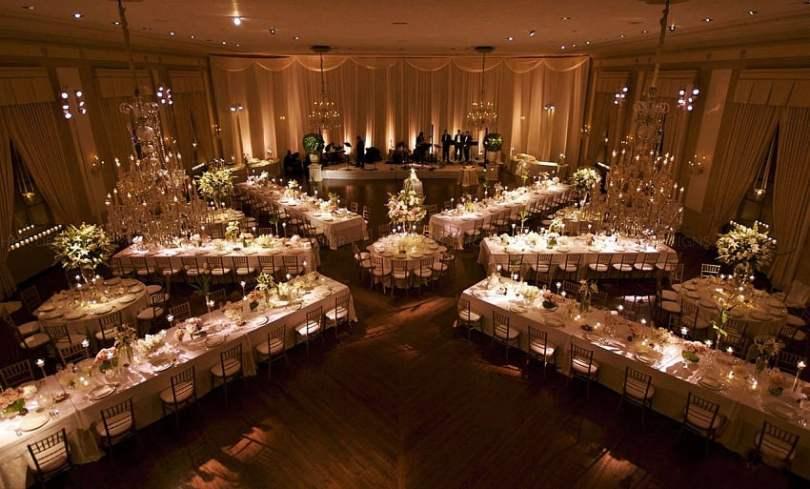 Wedding decoration ideas for reception,