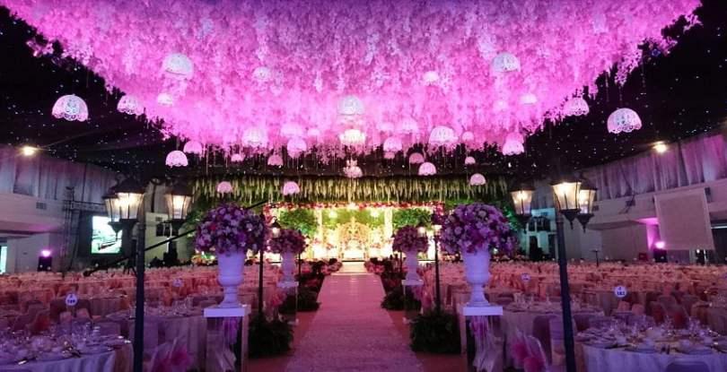 Wedding reception theme ideas,