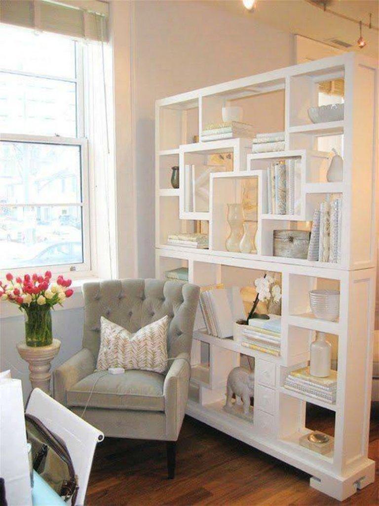 wooden partition shelves designs,