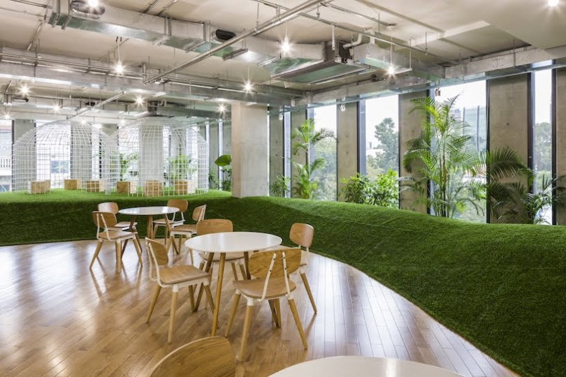 Modern Corporate Office Design Ideas Theme Case Study Plans Requirement