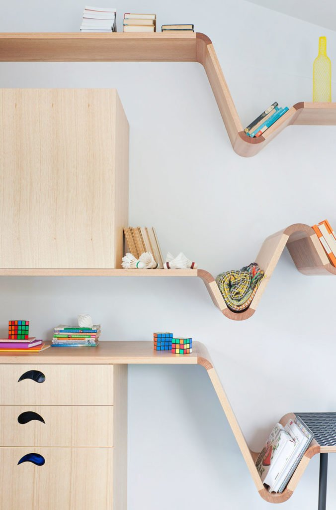 creative bedroom furniture for kids,