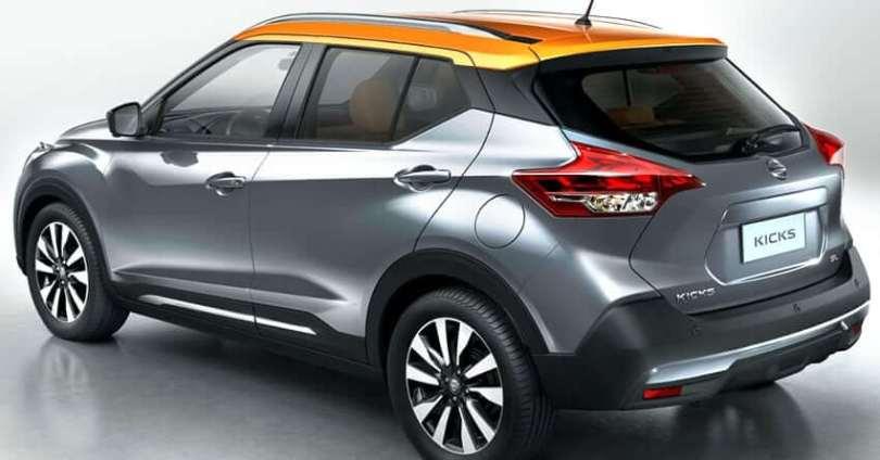 Nissan Kicks, Features,