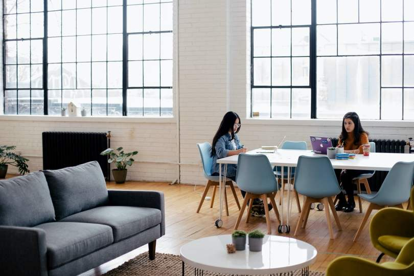 Creative with Office Space,