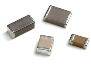 SMD Capacitor Sizes