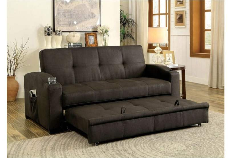 Correct futon Bed and Mattress Height,