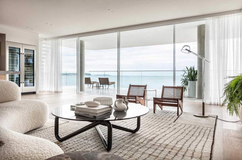 Modern Home Interior Design Ideas, Japanese Minimalism modern living room interior design,