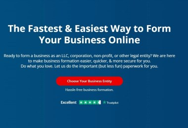 Form Your Business Online,