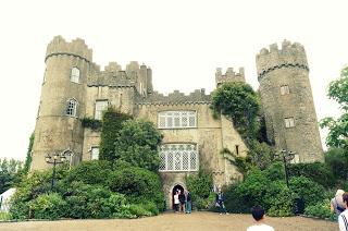 Malahide Castle.