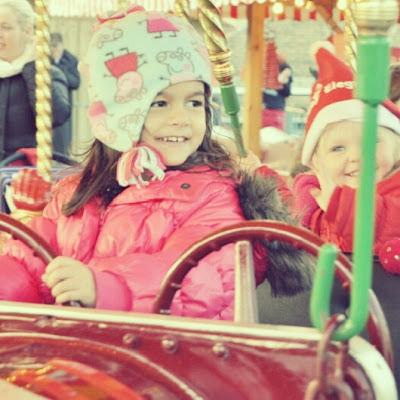 Christmas fair | Feira de Natal em Dublin