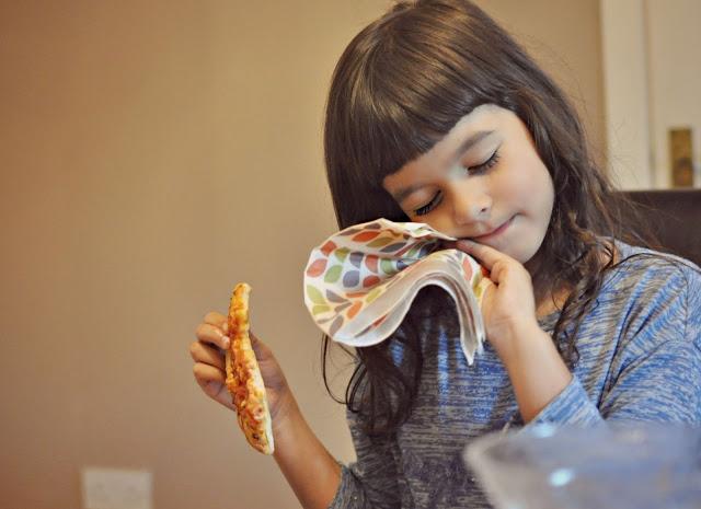 As vezes as coisas começam em pizza….