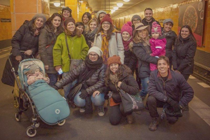 Primeiro dia do Encontro Europeu de Blogueiros