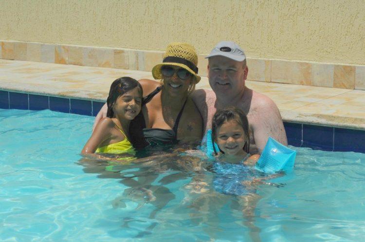 F´rias com a família no Rio de janeiro