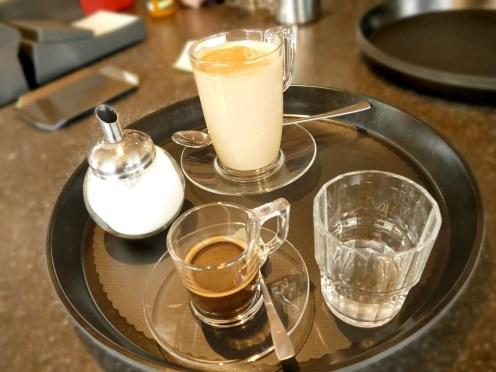 Kaffee und Expresso im KaFee Girrbach
