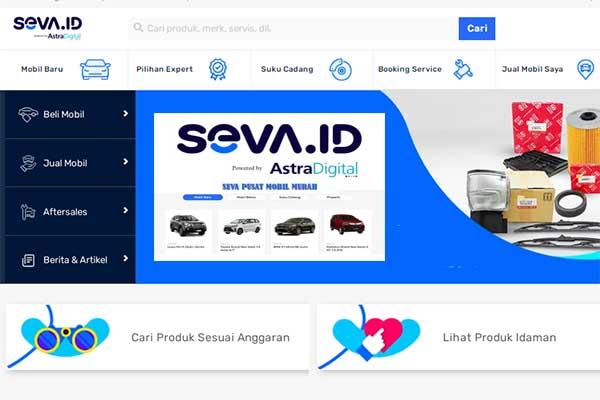 SEVA Tempat Jual Beli Mobil Online