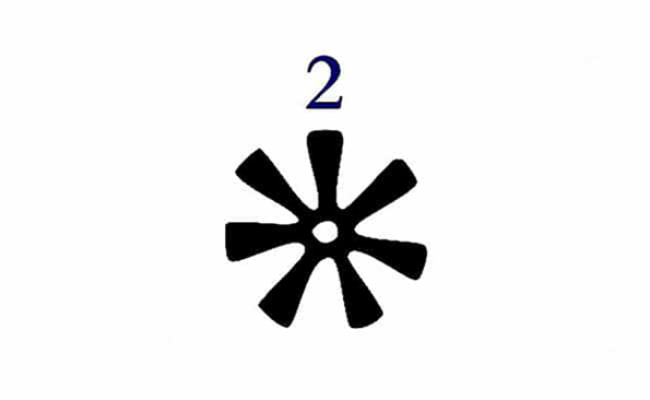 Choose an African spiritual symbol and discover your life goal