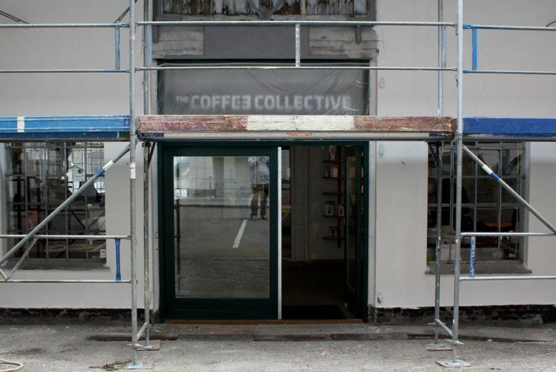 TCCs indgang © Kaffebloggen.dk