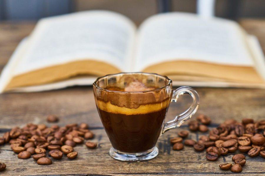 elektrischer espressokocher kaffeebohnen