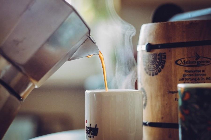 koffeinfreier kaffeekonsum