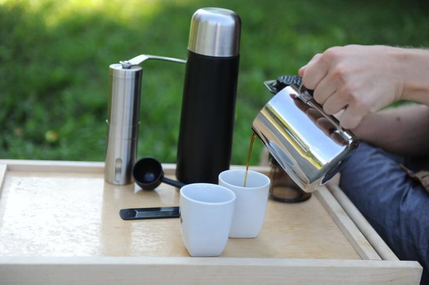 guter kaffee camping wohnmobil