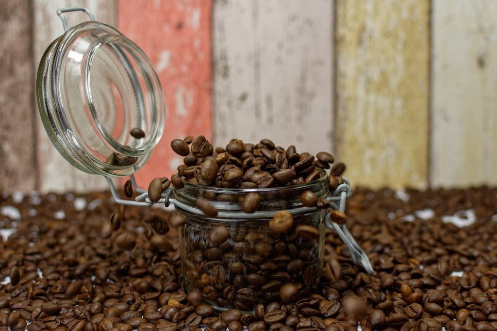 vitalität durch kaffee