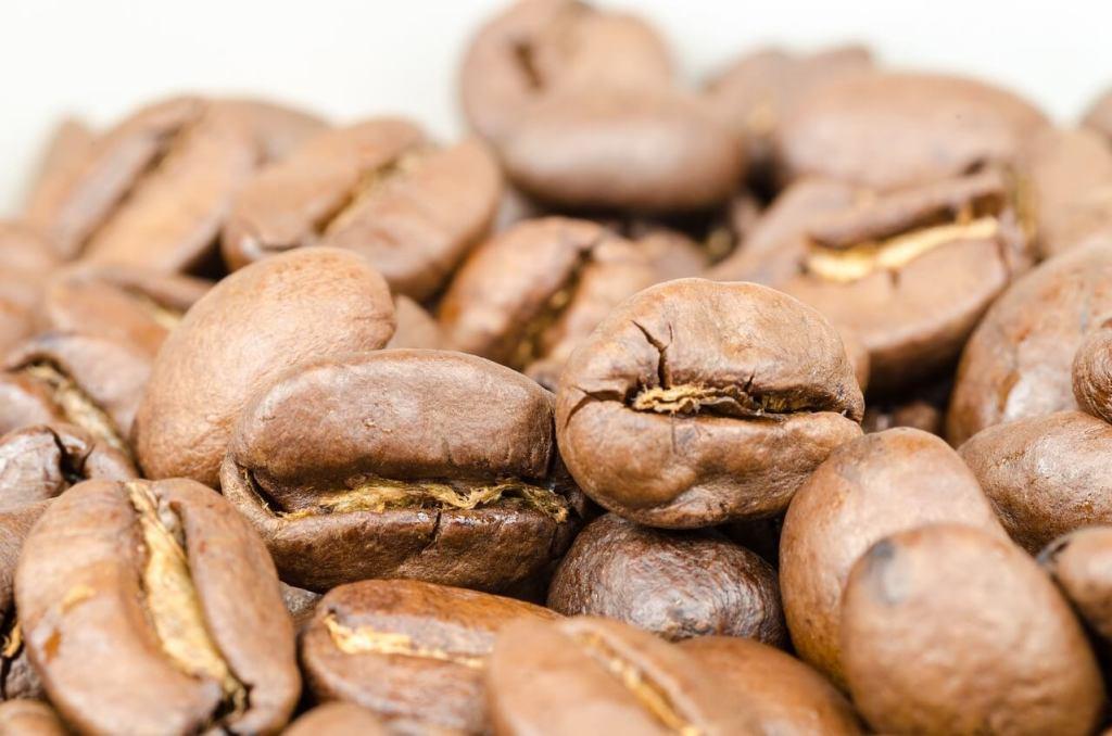 defekte kaffeebohnen