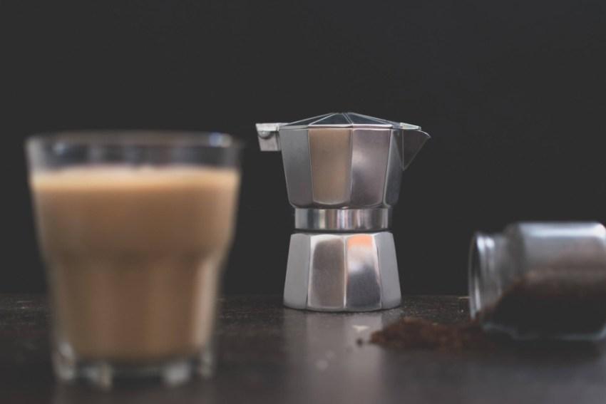 induktionsgeeigneter espressokocher