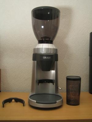 Graef Cm800 Kaffeewiki Die Wissensdatenbank Rund Um Espresso