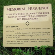 The Bicentennial in 1968, commemorating the release of Huguenot prisoners back in 1768.