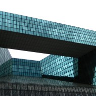 One of the buildings at La Defense.