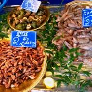 Paris Market Fishmonger 3