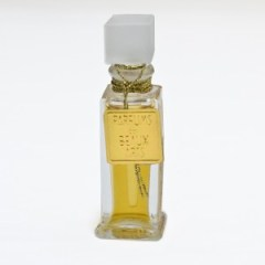 DSH Perfume in the 5 ml antique bottle. Source: DSH website.