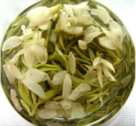 Jasmine tea balls in bloom. Source: aliexpress.com