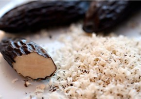 Tonka beans. Source:  Fragrance-creation.com