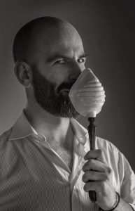 Antonio Gardoni. Photo: Bogue Profumo via Delicatessen at moreinside.blogspot.com