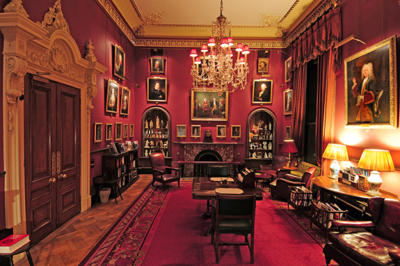 The Garrick Club, London. Source: garrickclub.co.uk