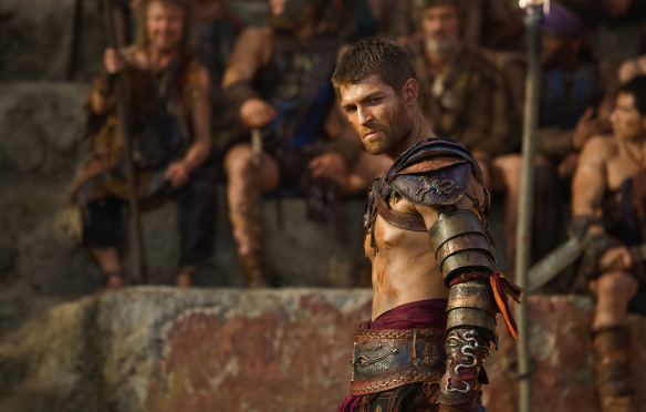 Spartacus: War of the Damned via tv.com
