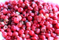Pink peppercorns or Baie Rose. Source: worldflavorz.com