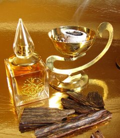 Oud Caravan perfume. Photo and source: La Via del Profumo