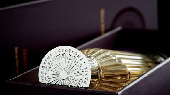 Neela Vermeire perfume flacon.