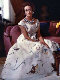 The Duchess of Windsor via thetudorswiki.com