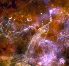 Herschel's Cygnus X via apod.nasa.gov