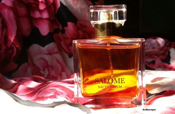 Papillon's Salome. Photo: my own.
