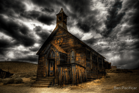 """""Bodie Ghost Town"" by Ben Pacificar via discardstudies.com"