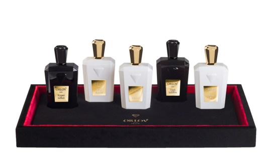 Orlov fragrances. Photo source: Fragrantica.