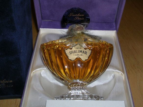 Vintage Baccarat limited-edition bottle currently going for $1,100, but look at the label. This is a mid to late 1980s bottle. Photo source: eBay seller, phnhk