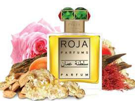 Sultanate of Oman. Source: Roja Parfums.