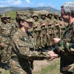 Armenia: Boosting Female Presence in Army